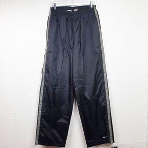 Nike Windrunner Windbreaker Pants Black Stripe XL